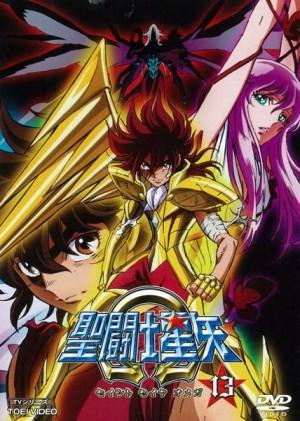 Seinto Seiya: Omega Anime Completo Latino por Mega