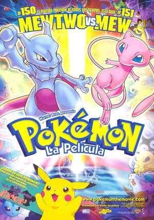 Pokémon: La película - Mewtwo contraataca